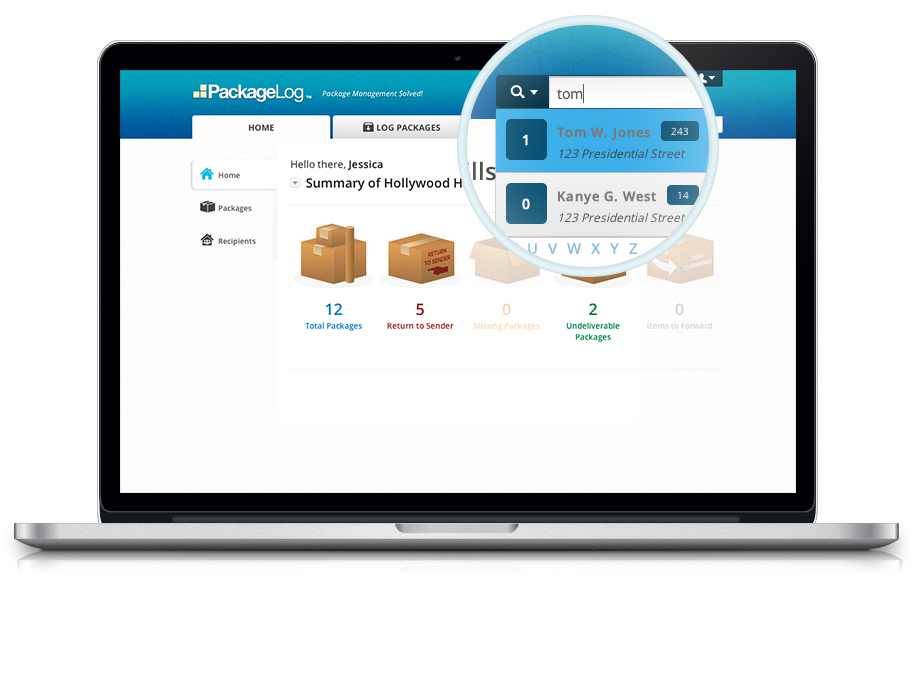 Postal Solutions | Mail Management, Package Logging Software and Electronic Package Lockers