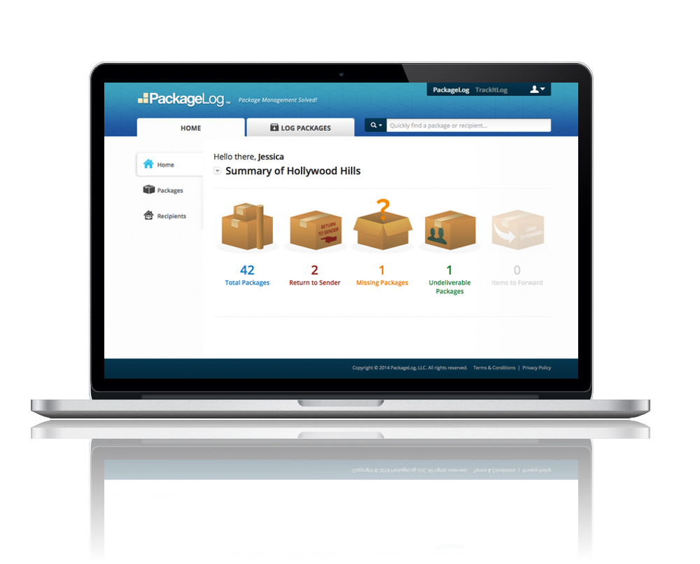 Package Logging Software
